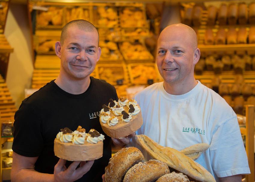 Bakkerij Lakerveld Wijk bij Duurstede
