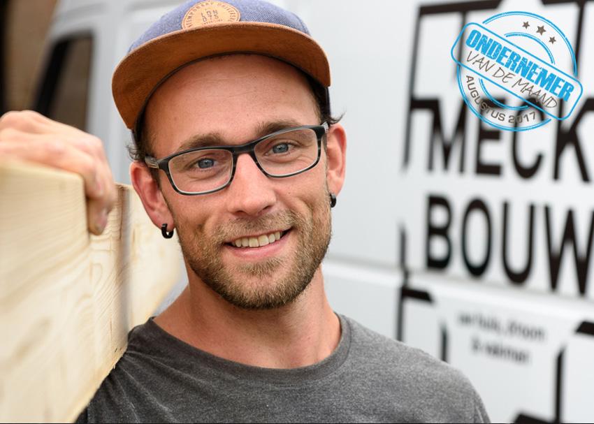Meck Bouw Wijk bij Duurstede | Ondernemer van de maand volgens Ondernemer in Wijk.